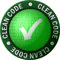 100% clean code