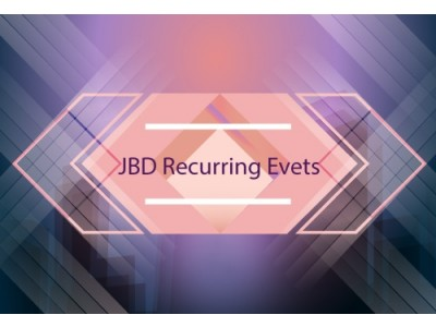 JBD Recurring Events