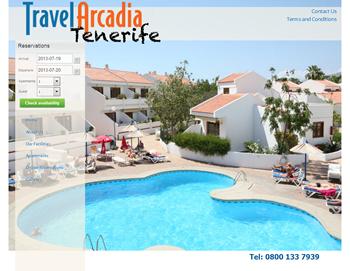 Travel Arcadia