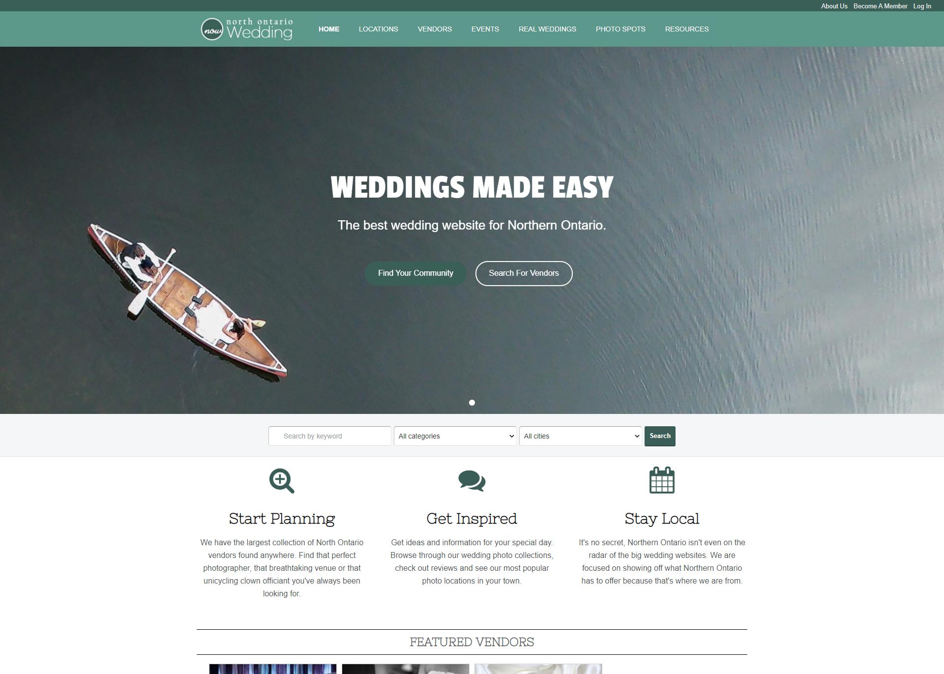 northontariowedding.com