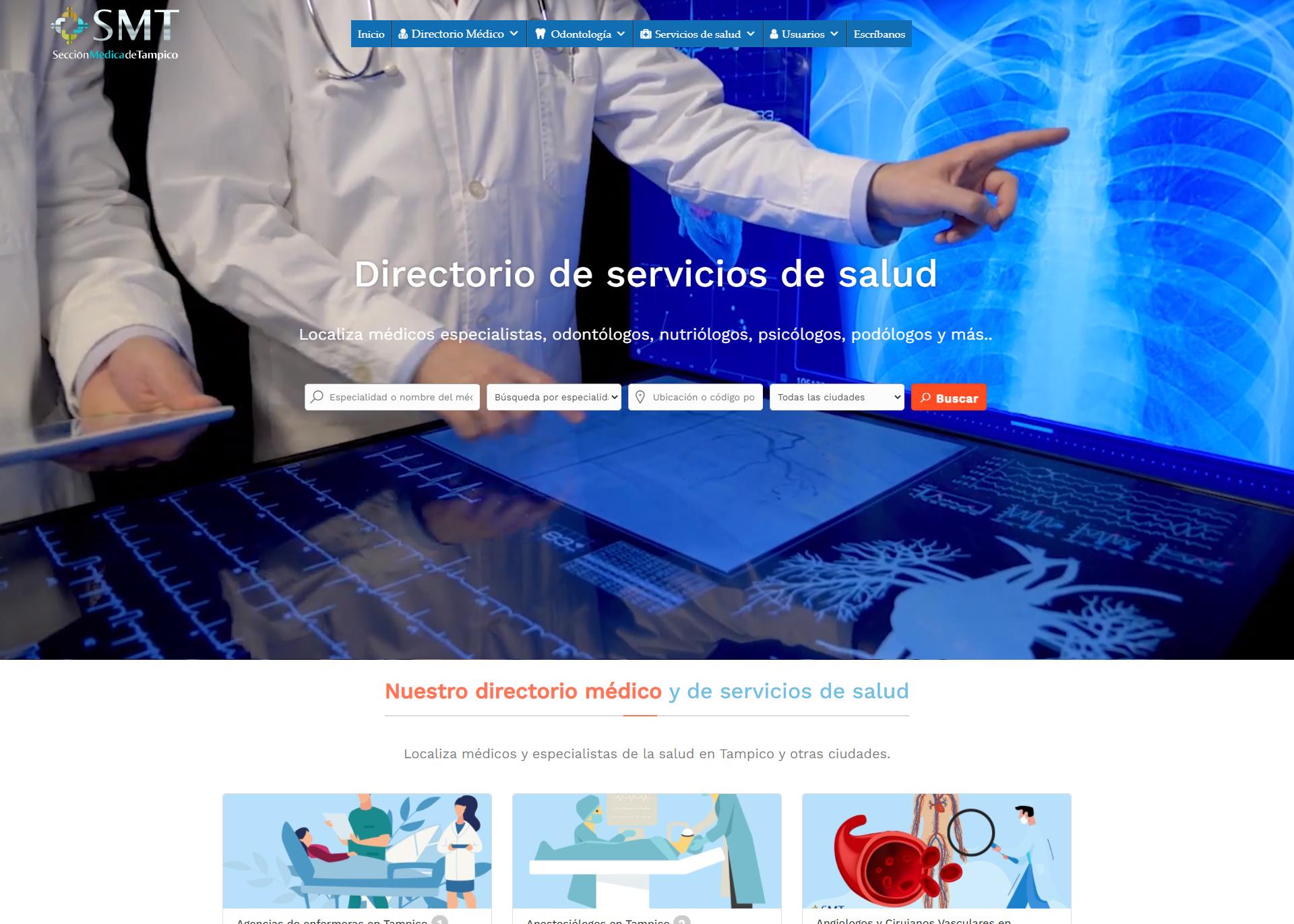 Seccion Medica De Tampico